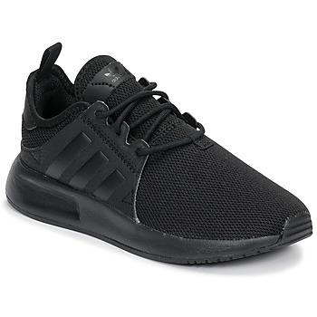 Zapatos Niño Zapatillas bajas adidas Originals X_PLR C Negro