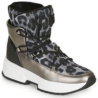 Zapatos Mujer Botas de nieve MICHAEL Michael Kors CASSIA BOOTIE Leopardo