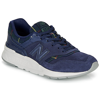 Zapatos Mujer Zapatillas bajas New Balance 997 Marino