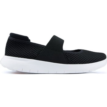 Zapatos Mujer Slip on FitFlop AIRMESH NEGRO