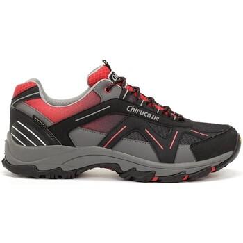 Zapatos Hombre Fitness / Training Chiruca Zapatillas  Sumatra 19 Gore-Tex Negro