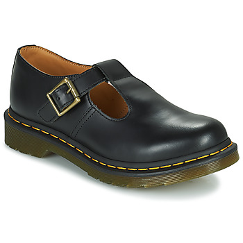 Zapatos Mujer Bailarinas-manoletinas Dr Martens POLLEY Negro