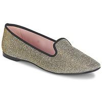Zapatos Mujer Bailarinas-manoletinas Pretty Ballerinas FAYE Metálico / Shine