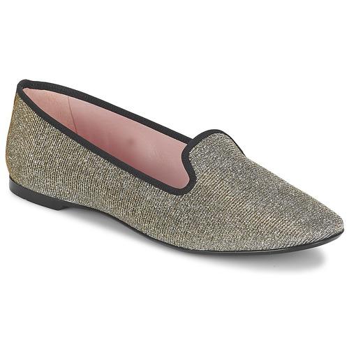 Los zapatos más populares para hombres y mujeres Zapatos especiales Pretty Ballerinas FAYE Metálico / Shine