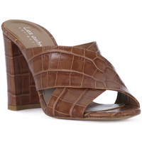 Zapatos Mujer Zuecos (Mules) Priv Lab CUOIO KAIMAN Marrone