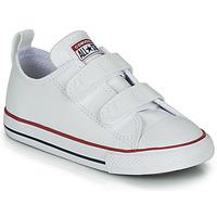 Zapatos Niños Zapatillas bajas Converse CHUCK TAYLOR ALL STAR 2V - OX Blanco
