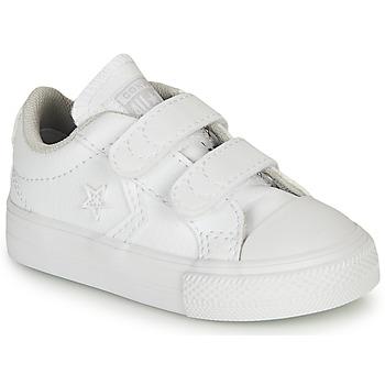 Zapatos Niños Zapatillas bajas Converse STAR PLAYER EV 2V - OX Blanco