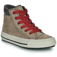 Zapatos Zapatillas altas Converse CHUCK TAYLOR ALL STAR PC BOOT BOOTS ON MARS - HI Marrón