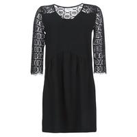 textil Mujer vestidos cortos Betty London LUUNA Negro
