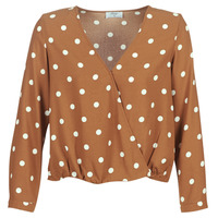 textil Mujer Tops / Blusas Betty London LOUISIANA Camel