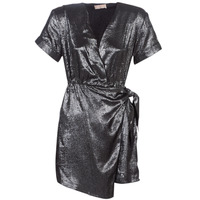 textil Mujer vestidos cortos Moony Mood LIVINE Plata