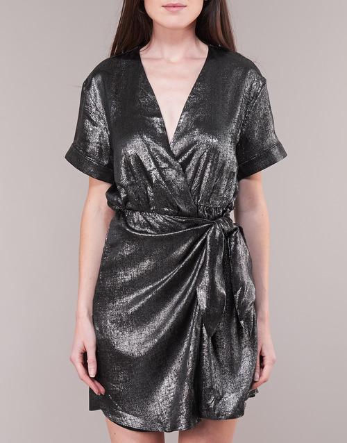 Mood Plata Cortos Mujer Livine Vestidos Moony Textil jSzpLqVUMG