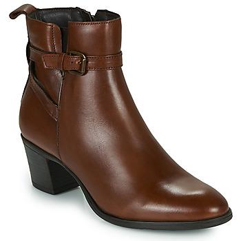 Zapatos Mujer Botines Betty London LAVANDA Cognac