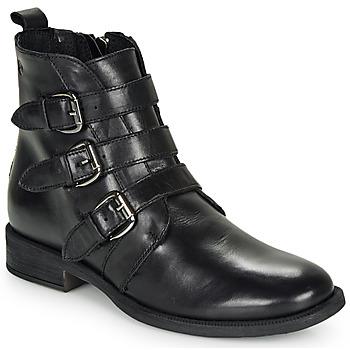Zapatos Mujer Botas de caña baja Betty London LENA Negro