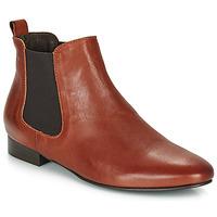 Zapatos Mujer Botas de caña baja Betty London HYBA Cognac