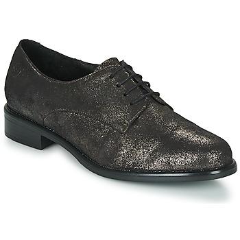 Zapatos Mujer Derbie Betty London CAXO Negro