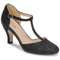 Zapatos Mujer Zapatos de tacón Betty London EPINATE Negro