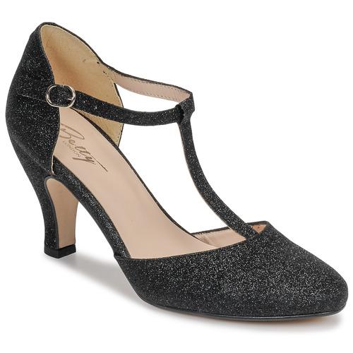 Betty London EPINATE Negro - Envío gratis | ! - Zapatos Zapatos de tacón Mujer