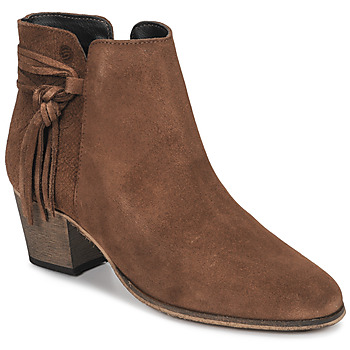 Zapatos Mujer Botines Betty London HEIDI Cognac