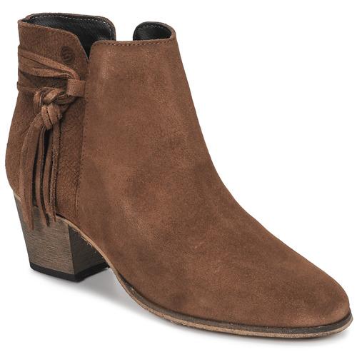 Betty London HEIDI Cognac - Envío gratis | ! - Zapatos Botines Mujer