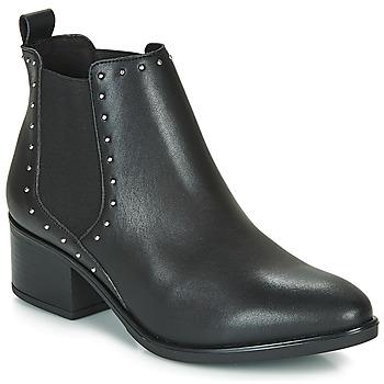 Zapatos Mujer Botas de caña baja Betty London LORYE Negro