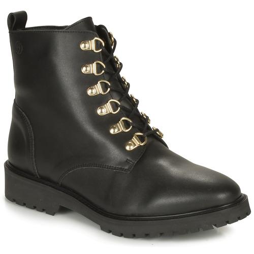 Mujer Baja London Lysis Caña Negro De Betty Zapatos Botas thdCQsr