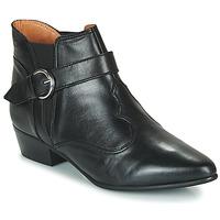 Zapatos Mujer Botas de caña baja Betty London LYDWINE Negro