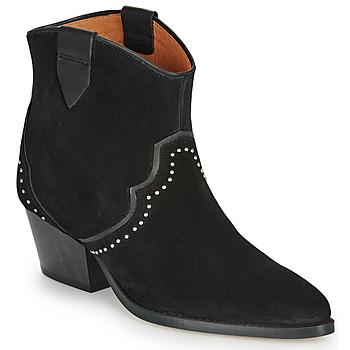 Zapatos Mujer Botines Betty London LOUELLA Negro