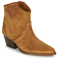 Zapatos Mujer Botines Betty London LOUELLA Camel