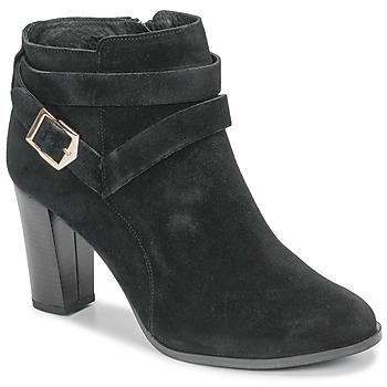 Zapatos Mujer Botines Betty London LIESE Negro