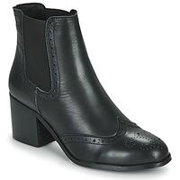Zapatos Mujer Botines Betty London LARISSA Negro
