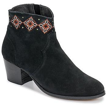 Zapatos Mujer Botines Betty London LAURE-ELISE Negro
