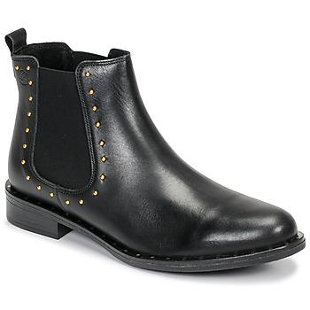 Zapatos Mujer Botas de caña baja Betty London LIZENN Negro