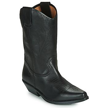 Zapatos Mujer Botas urbanas Betty London LOVA Negro