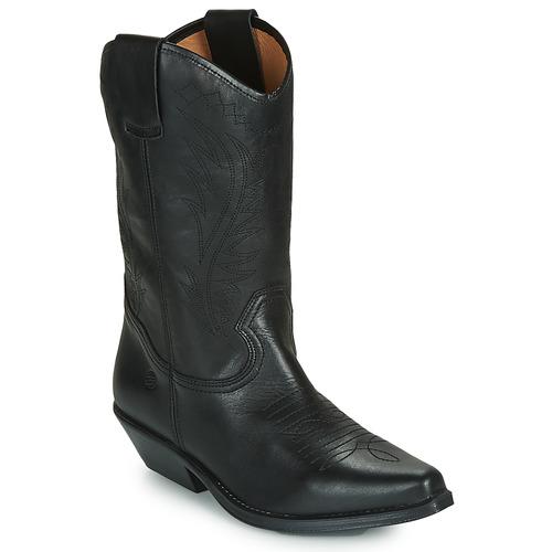 Betty London LOVA Negro - Envío gratis | ! - Zapatos Botas urbanas Mujer
