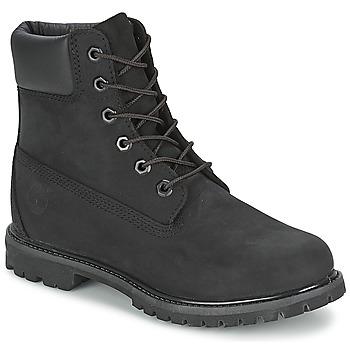 Zapatos Mujer Botas de caña baja Timberland 6IN PREMIUM BOOT - W Negro
