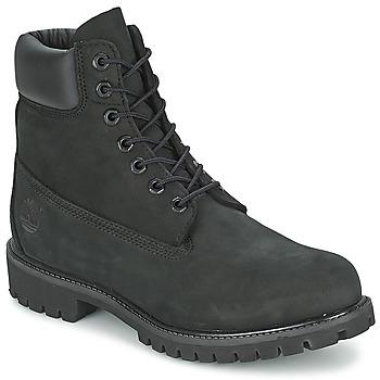 Zapatos Hombre Botas de caña baja Timberland 6IN PREMIUM BOOT Negro