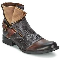 Zapatos Hombre Botas de caña baja Kdopa DETROIT Marrón