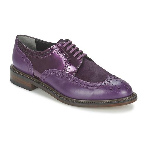 Cómodo y bien parecido Zapatos especiales Robert Clergerie ROEL Violeta