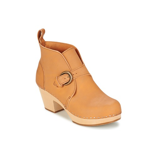 Los últimos zapatos de descuento para hombres y mujeres Zapatos especiales Swedish hasbeens PETRA Natural