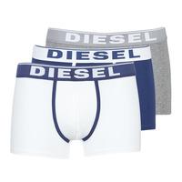 Ropa interior Hombre Boxer Diesel DAMIEN Blanco / Marino / Gris