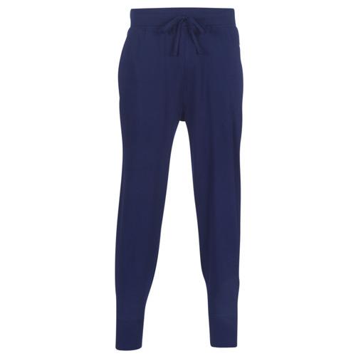 Polo Ralph Lauren JOGGER-PANT-SLEEP BOTTOM Marino - Envío gratis | ! - textil pantalones chandal Hombre