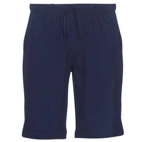 textil Hombre Shorts / Bermudas Polo Ralph Lauren SLEEP SHORT-SHORT-SLEEP BOTTOM Marino