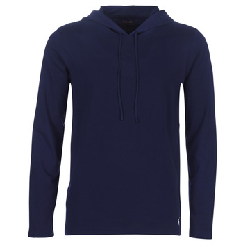 textil Hombre sudaderas Polo Ralph Lauren L/S HOODIE-HOODIE-SLEEP TOP Marino