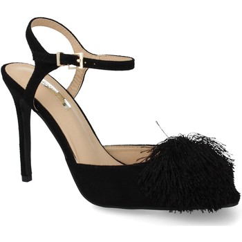 Zapatos Mujer Zapatos de tacón Buonarotti 1JB-19059 Negro