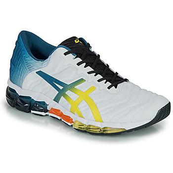 Zapatos Hombre Zapatillas bajas Asics GEL-QUANTUM 360 5 Blanco / Multicolor