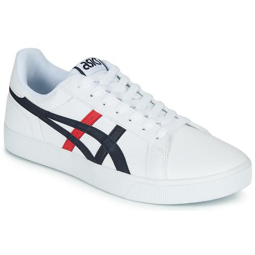 Zapatos Hombre Zapatillas bajas Asics CLASSIC CT Blanco / Marino / Rojo