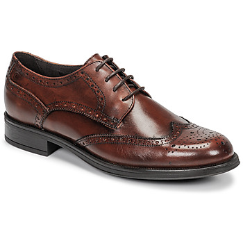 Zapatos Hombre Derbie Carlington LOUVIAN Marrón