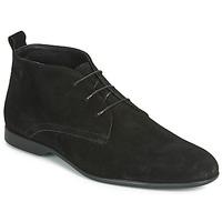 Zapatos Hombre Botas de caña baja Carlington EONARD Negro