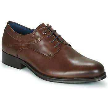 Zapatos Hombre Derbie Carlington LUCIEN Marrón